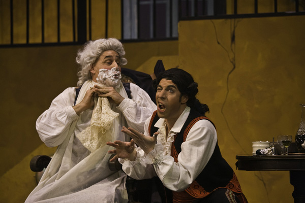 Opera Fresca production of Barber of Seville