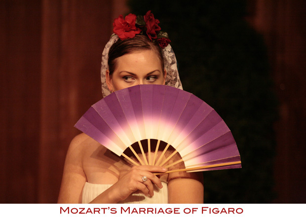 The Marriage of Figaro vy Opera Fresca