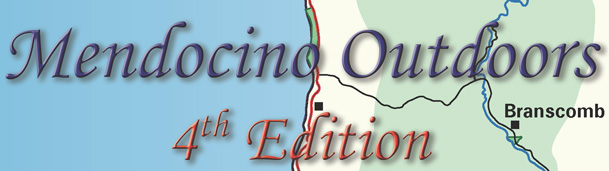 Title from Mendocino Outdoors, 4th Edition