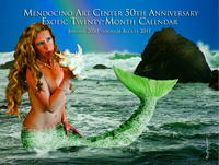 Cover of Mendocino Art Center Calendar