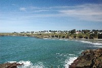 Mendocino from Across the Bay