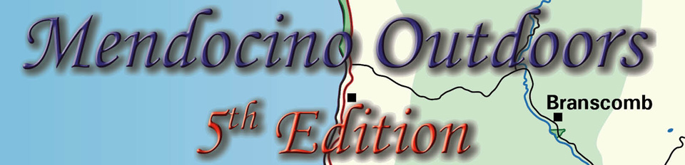 Title from Mendocino Outdoors, 5th Edition