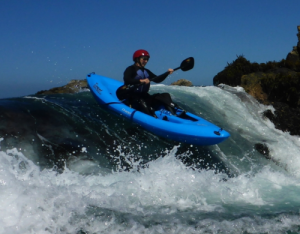 Photo courtesy of Liquid Fusion Kayaking.